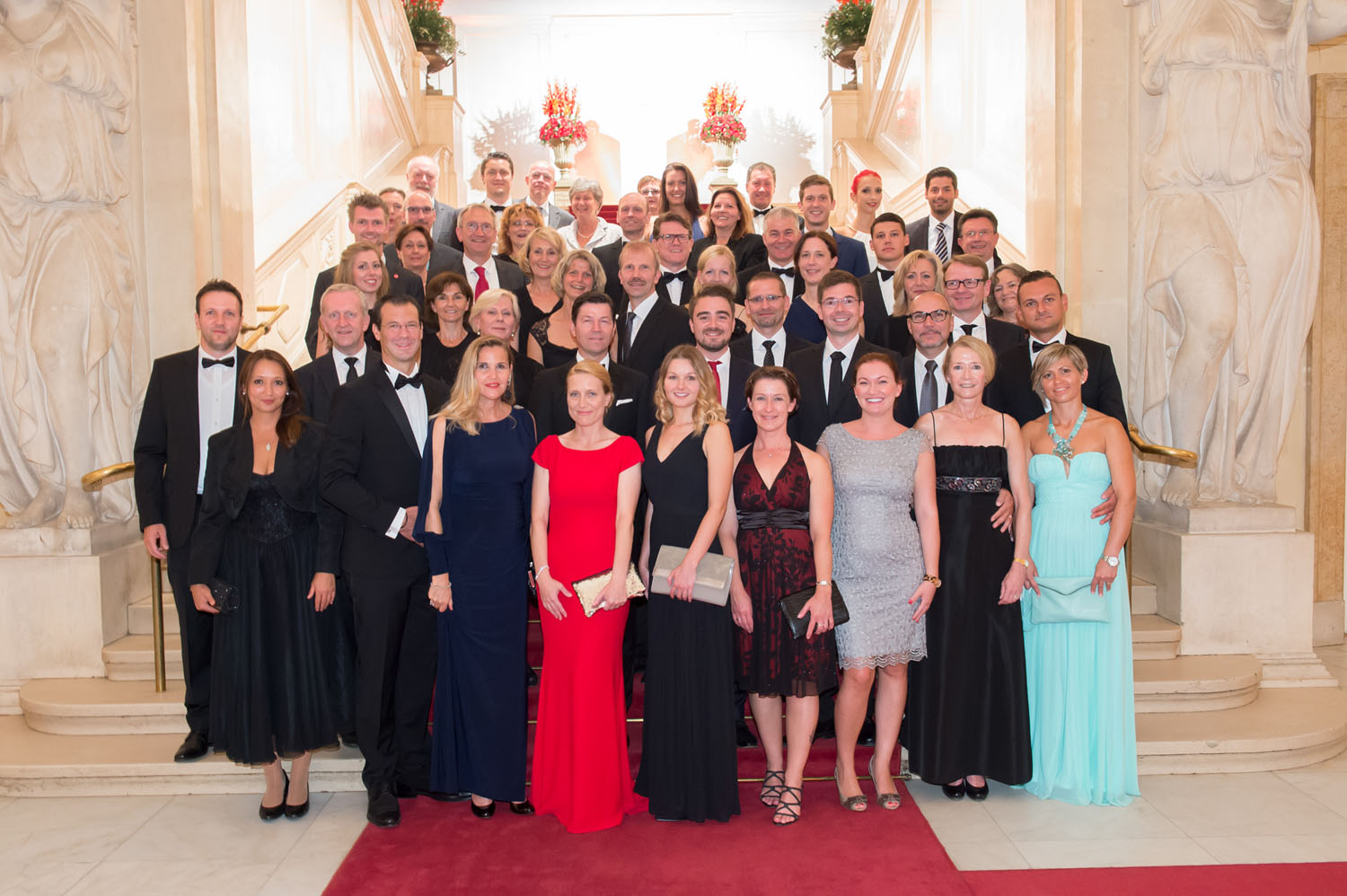 Fujitsu 146 20160911 1 - Gala Dinner At The Hofburg Palace Vienna