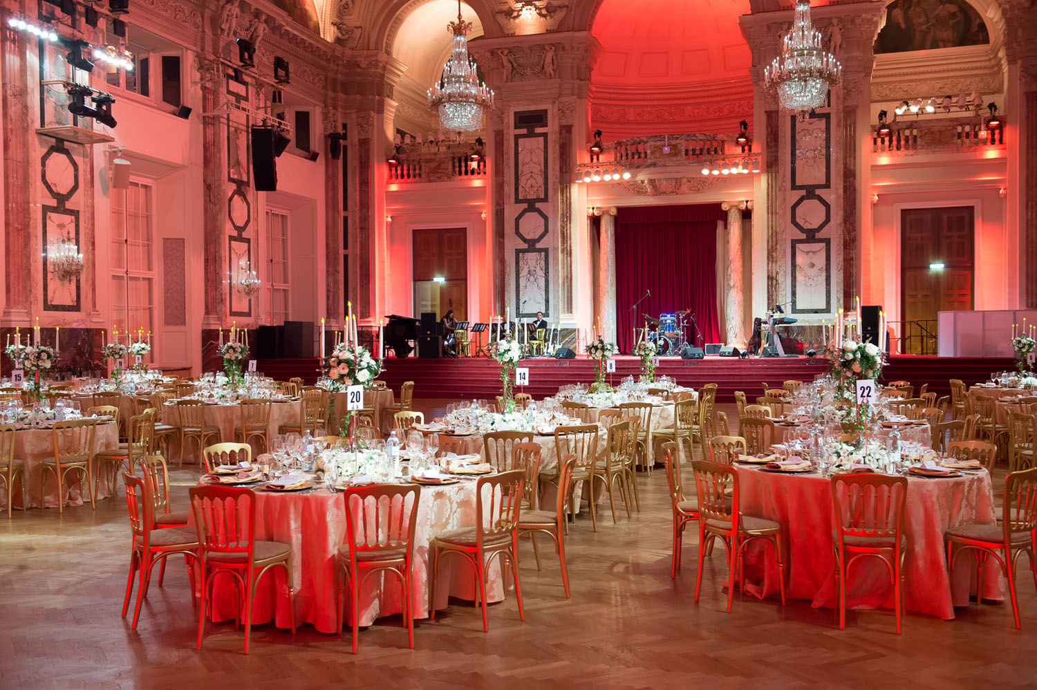Fujitsu 155 20160911 1 - Gala Dinner At The Hofburg Palace Vienna
