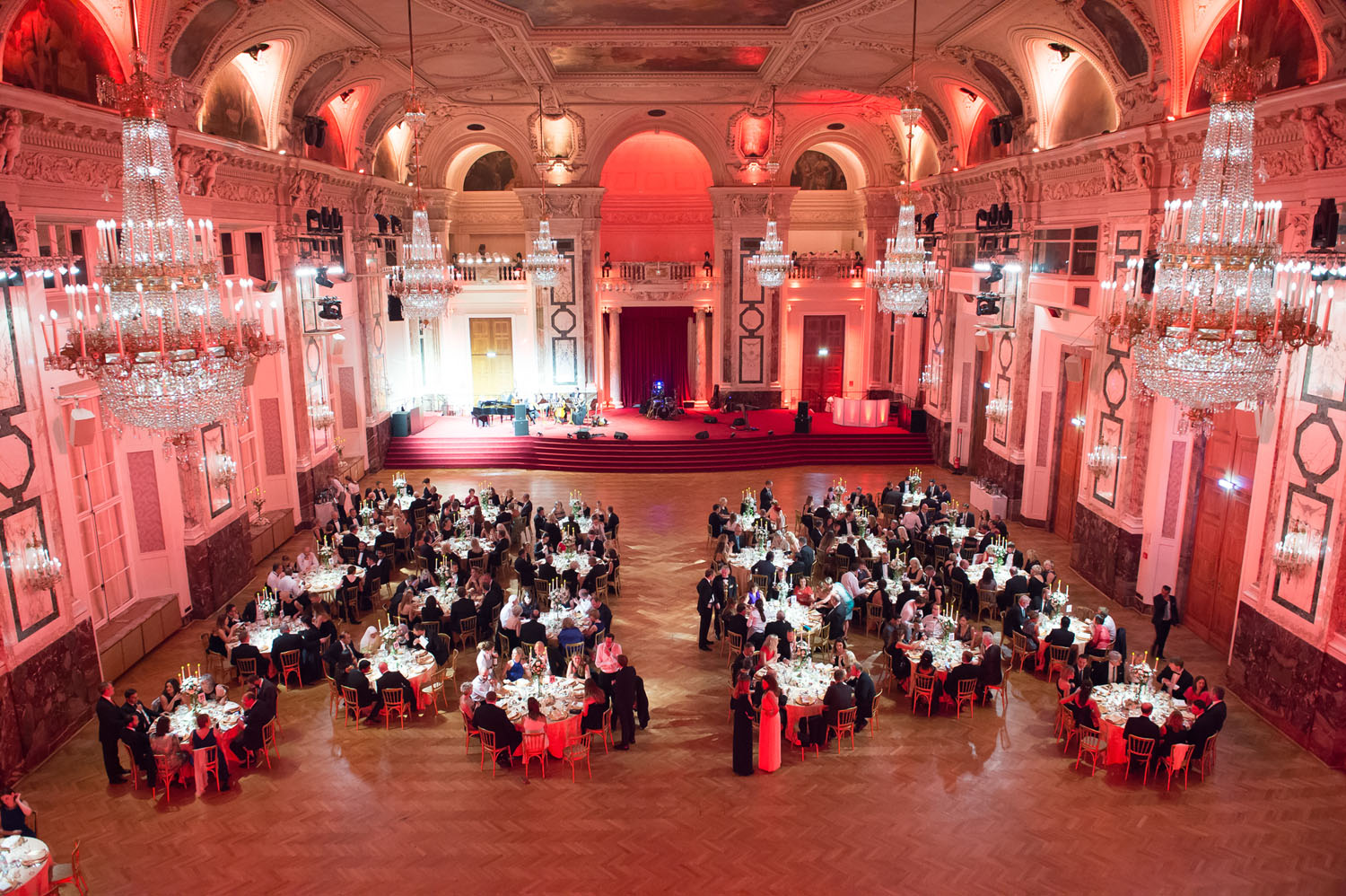 Fujitsu 165 20160911 - Gala Dinner At The Hofburg Palace Vienna