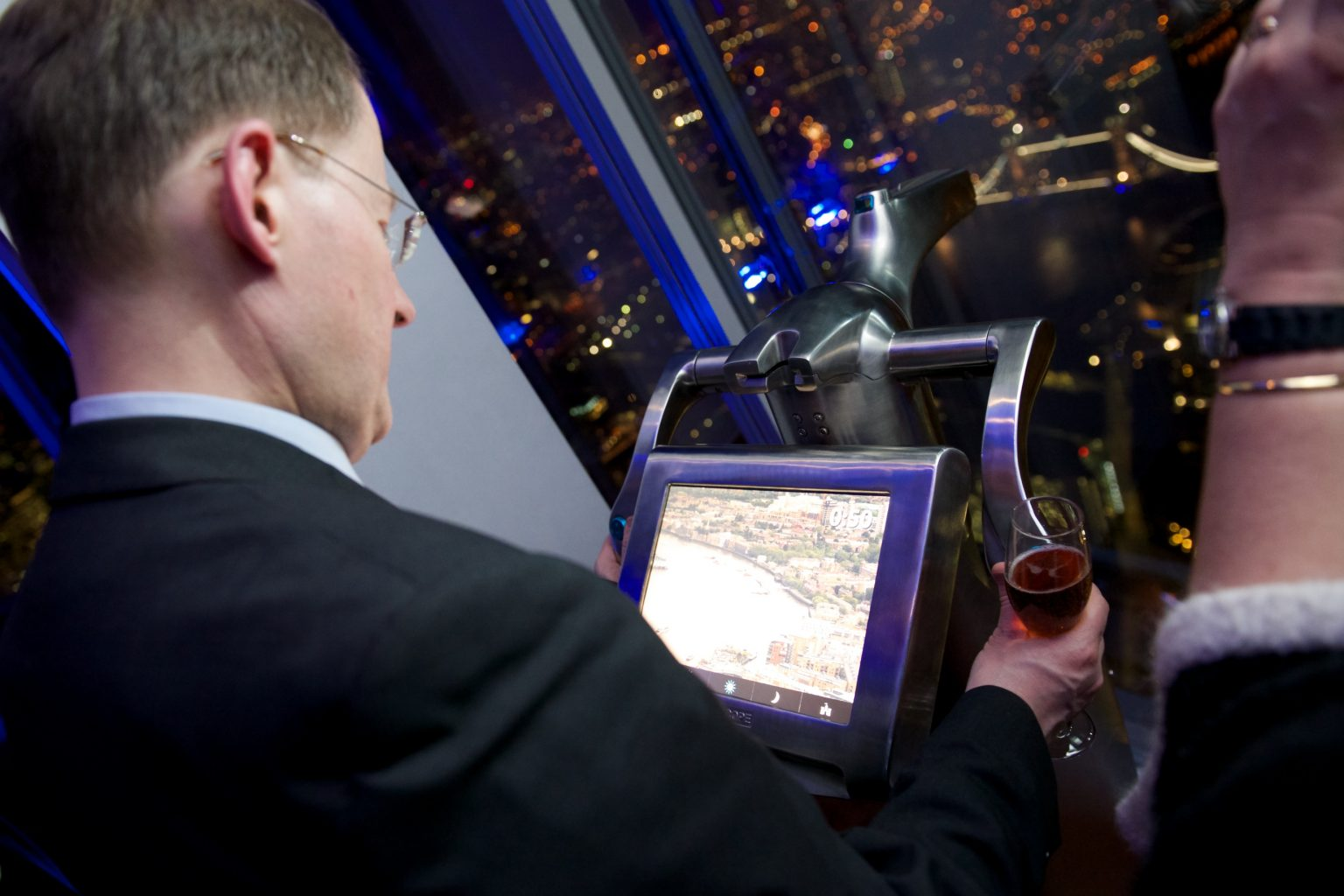ICON PICTURE 1 - EMEA Evening Reception At The Shard