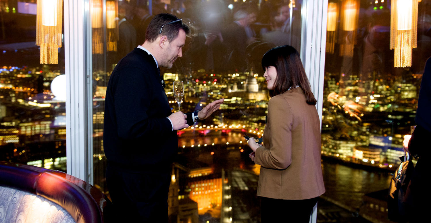 MAIN PICTURE 2 2 - EMEA Evening Reception At The Shard