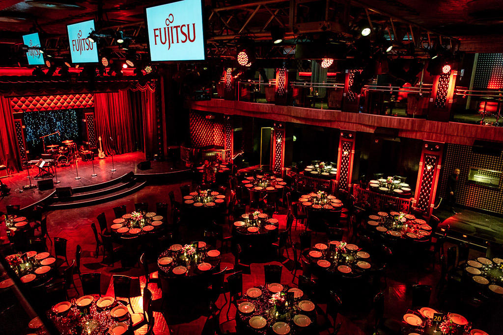 Fujitsu Edison Ballroom Sept 2018 6 - New York Travel Incentive Trip