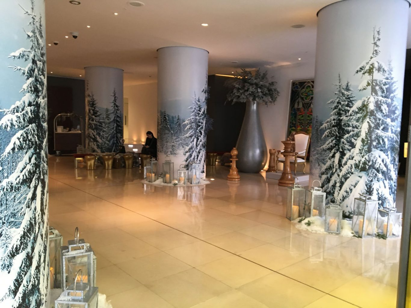 IMG 3954 - Narnia Themed Christmas Sales Conference