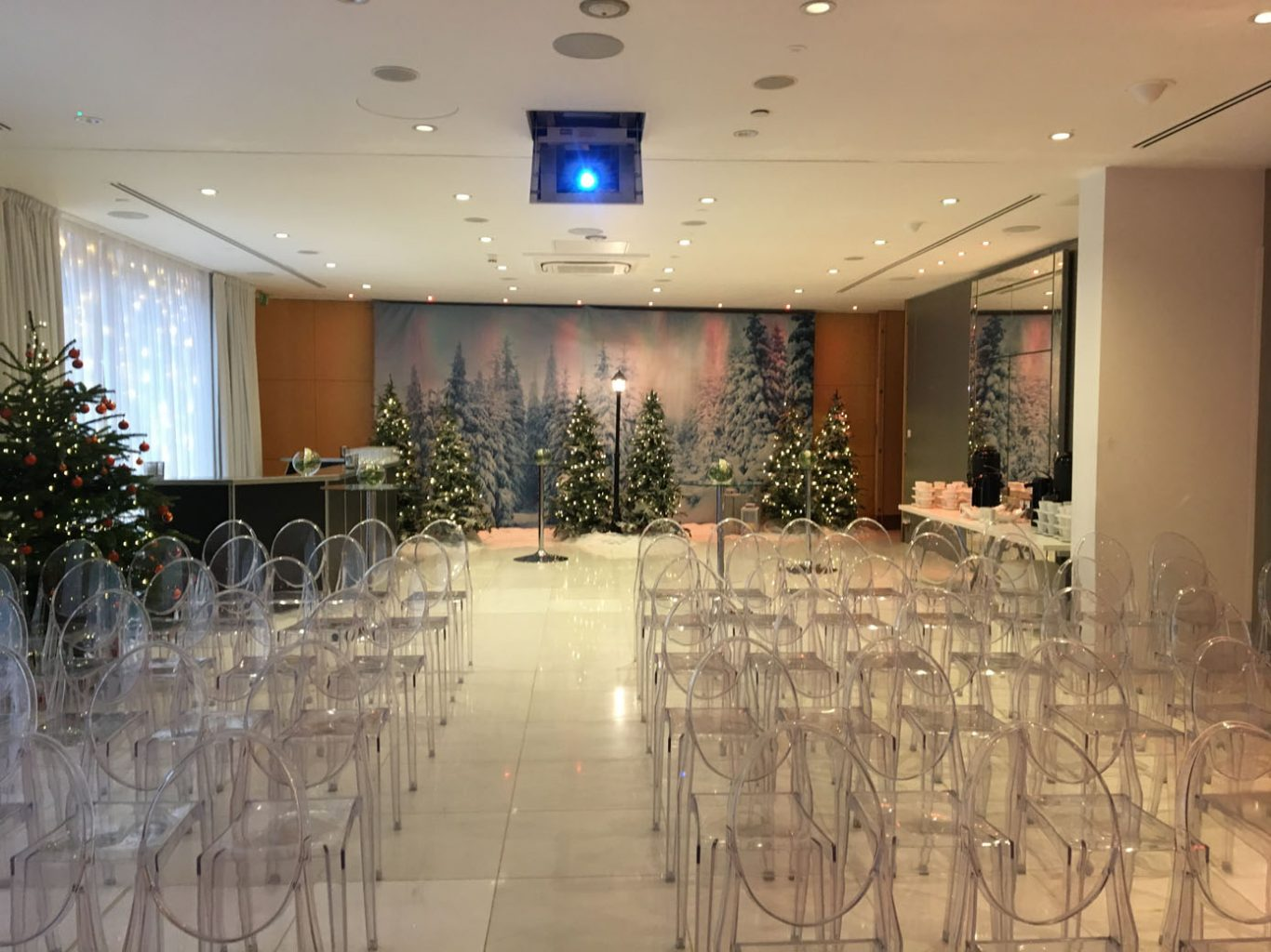 IMG 4200 - Narnia Themed Christmas Sales Conference