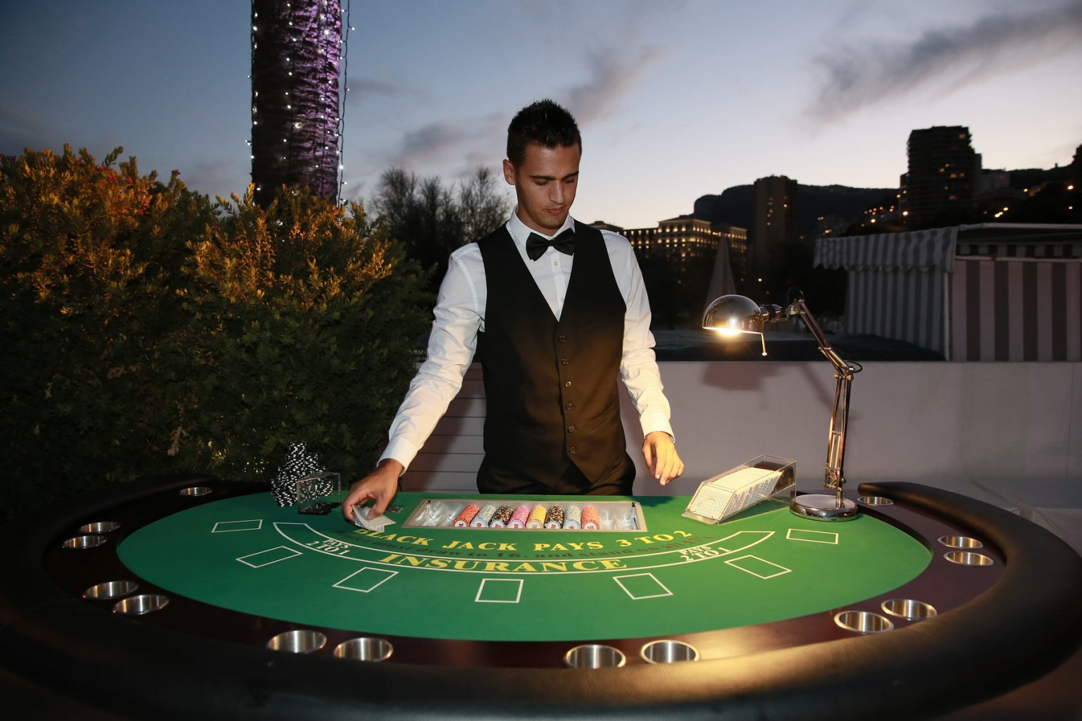 Le Deck Monte Carlo Pool Evening 16 - Le Deck Monte Carlo Pool Evening
