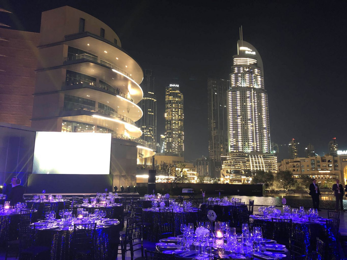 Dubai gala dinner Armani terrace 17 - OUR PEOPLE