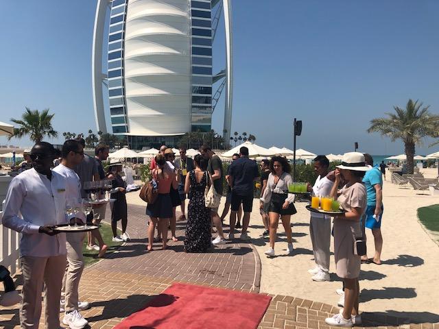 dubai beach party 11 - Beach Party in Dubai
