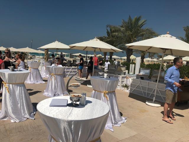 dubai beach party 18 - Beach Party in Dubai