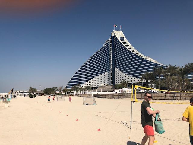 dubai beach party 24 - Beach Party in Dubai