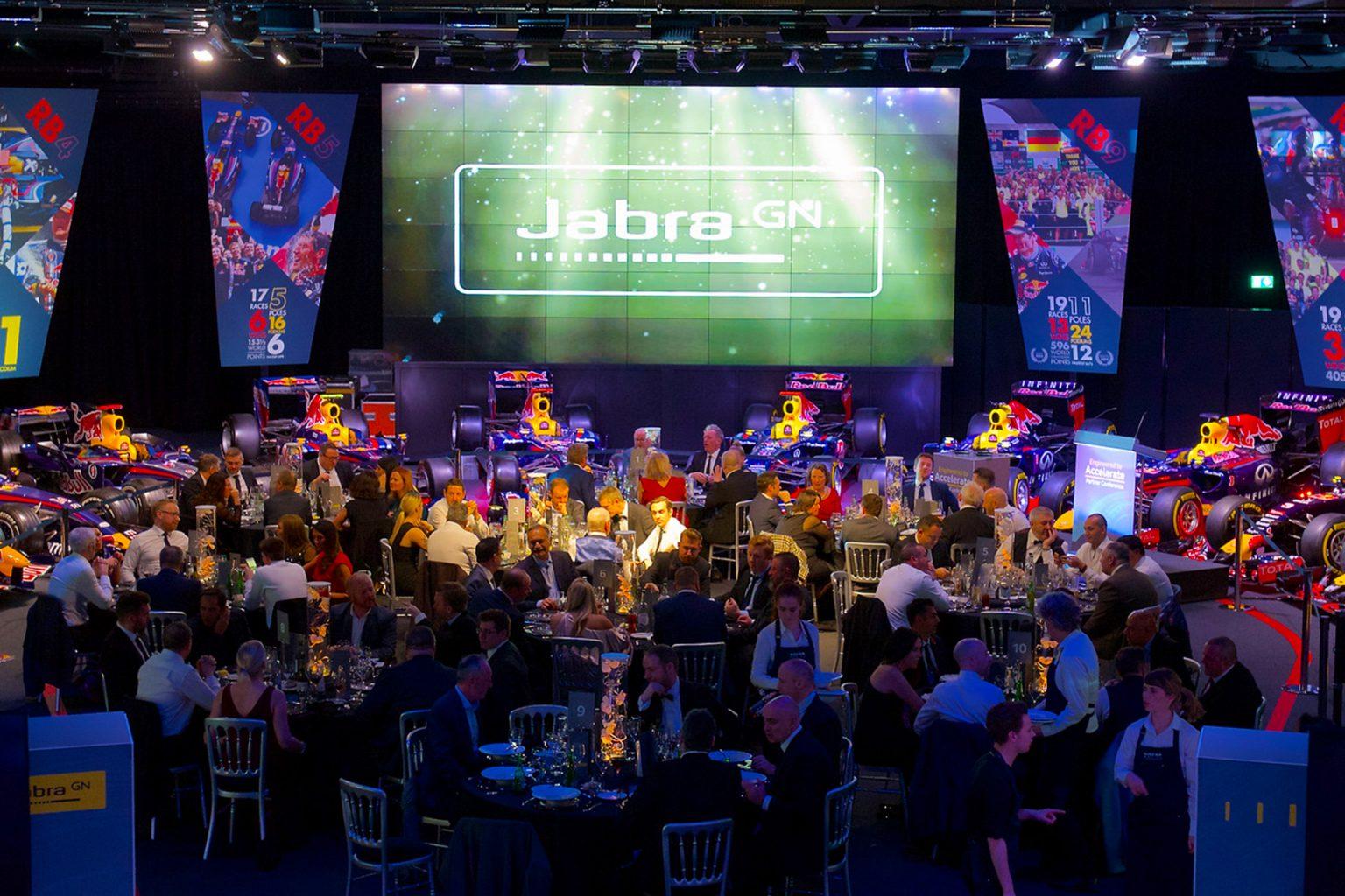 icon 1 - UK&I Channel Partner Conference & Awards Dinner